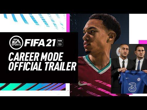 FIFA 21   Official Career Mode Trailer