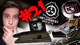 SCP Containment Breach #21 SCP-079 Komputerek Znaleziony!
