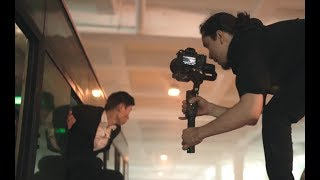 DJI - Parkour in Chongqing: Behind the Scenes with the DJI Ronin-S