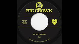 79.5 - Boy Don't Be Afraid- BC062-45 - Side A