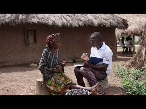 80-year-old entrepreneur starts business after Ebola   Age International