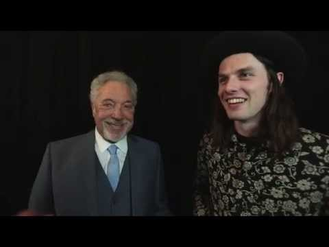 Q Awards 2015: James Bay & Tom Jones – Q Best New Act, presented by Orange Amplification