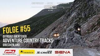 Offroad Abenteuer ACT Griechenland - Motorradreise.TV Folge #55