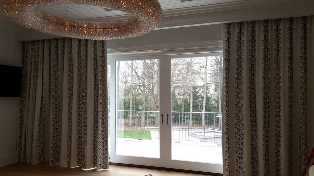 motorized window alluring drapes products
