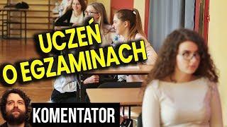 Szokujące Kulisy Egzaminu Gimnazjalnego oczami Ucznia w Strajk Nauczycieli 2019 - Analiza Komentator
