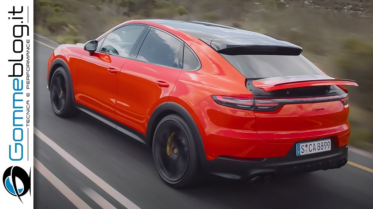 2020 Porsche Cayenne Turbo Coupe Interior Exterior And Drive Youtube