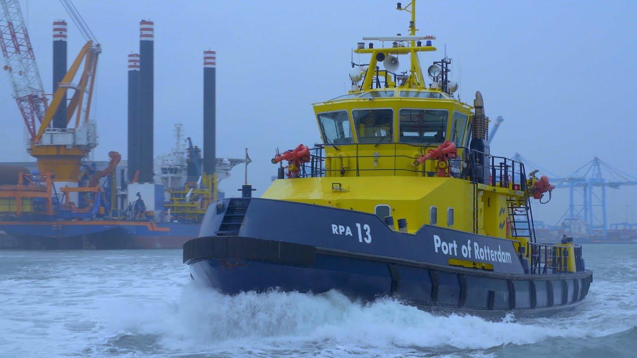 Download Jaaroverzicht 2020   De Rotterdamse haven draait door