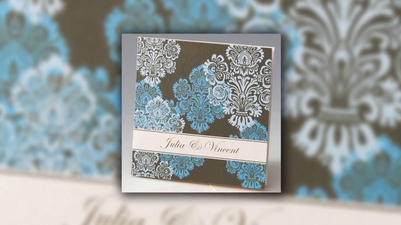 Hochzeitskarten Selber Basteln Und Gunstig Drucken Youtube
