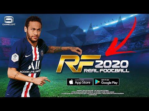 SAIUU!! Real Football 2020 COM MODO CARREIRA E TIMES TOTALMENTE LICENCIADOS + NOVIDADES PARA ANDROID