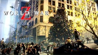 WORLD WAR Z Reveal Trailer (2018)