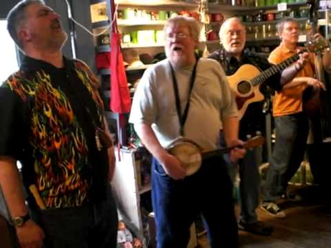 The Cincinnati Dancing Pigs at Rabbit Hash