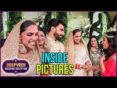 INSIDE PICTURES | Deepika Padukone Ranveer Singh GRAND Reception Party In Mumbai 2018