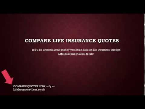 Compare Life Insurance In UK