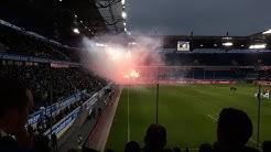 MSV Duisburg : Arminia  Bielefeld Fußball Vlog 29.04.2019