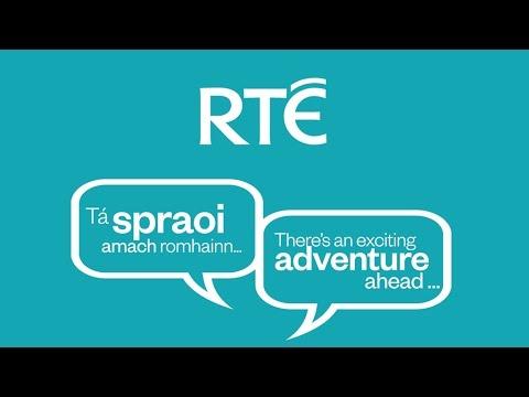 Plean Gníomhaíochta Gaeilge RTÉ seolta | RTÉ launches Irish Language Action Plan