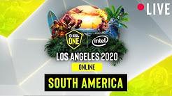 LIVE: NoPing vs Beastcoast - ESL One Los Angeles Online - Grand Final - SA