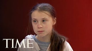 Greta Thunberg On Global Temperatures Rising: 'Every Fraction Of A Degree Matters' | TIME