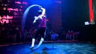 Amazing Hula Hoop Dance