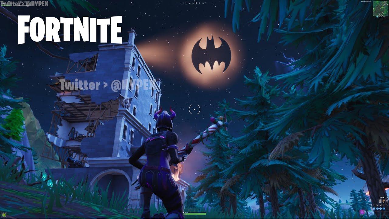 Fortnite X Batman Collab New Batman Skins Are Coming To