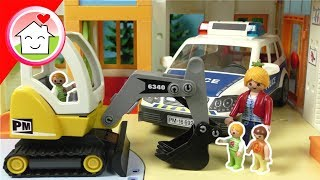 Playmobil Film deutsch - Traumberufe - Berufevorstellung in der Kita - Familie Hauser Kinderfilm