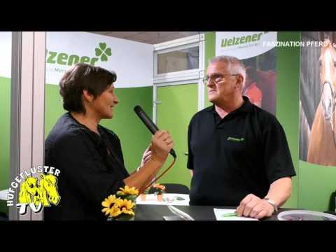Bild: Faszination Pferd Nuernberg - Interview mit Rolf Strecker, Uelzener Versicherung