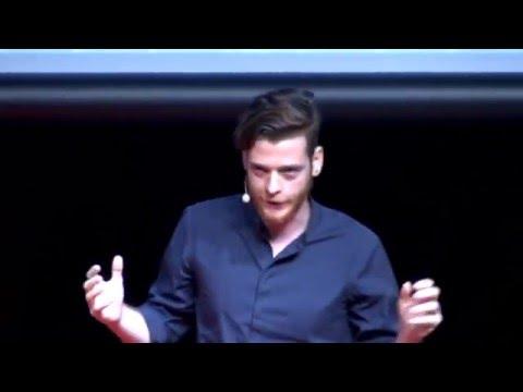 """METİN HARA'nın TEDx konuşması: """"Kalbe Üflenen Hayal"""""""