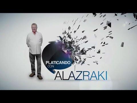 Carlos Alazraki entrevista al Profesor Eduardo Osegueda