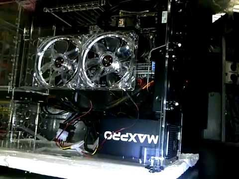 Best Transparent PC Case Indazy, Casing Transparan