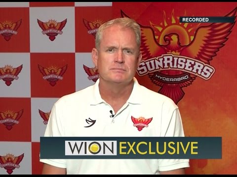Tom Moody previews Sunrisers Hyderabad's fortunes in IPL 10 (WION SPORTS)