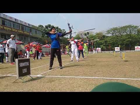 Bangladesh Youth Games-2018(team event man & woman)