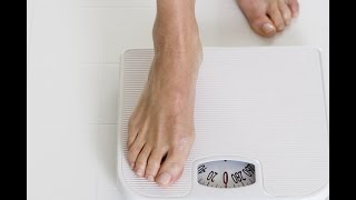 The Cool Bathroom Scales