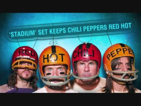 The String Quartet & Red Hot Chili Peppers