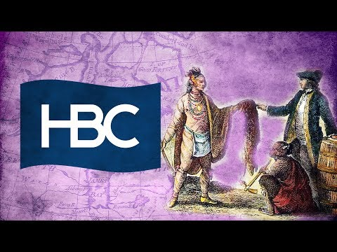 The Hudson's Bay Company's Evolution From Fur Trading to Retail