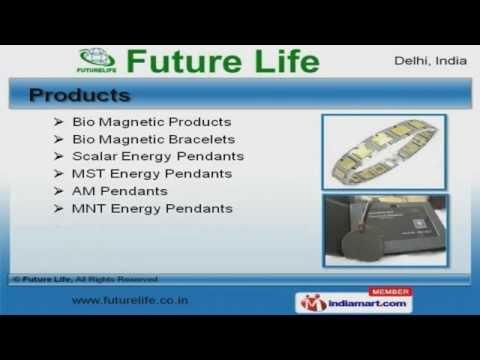 Scalar Energy & AM Pendant by Future Life, New Delhi