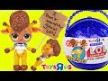 Toys R Us Custom Custom Big LOL Surprise Dolls Strollers + Lil Sisters Toy Store - Giant Toy Video