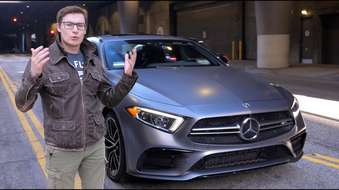 ТОТ САМЫЙ КРАСИВЫЙ ЦЛС! Тест-драйв нового Mercedes-AMG CLS 53 2019