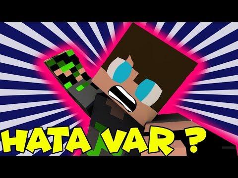 HATA VAR ABİ!!!   Minecraft Hayran Haritası