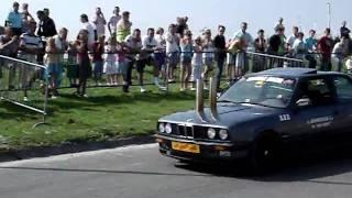 Carpulling s'Gravendeel 2008 bmw Trouble Maker 2de manche Carola autotrek