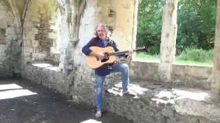 Asher at the Abbey ~ Asher Quinn sings
