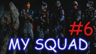 Ghost My Squad #6 Shotgun Rushing