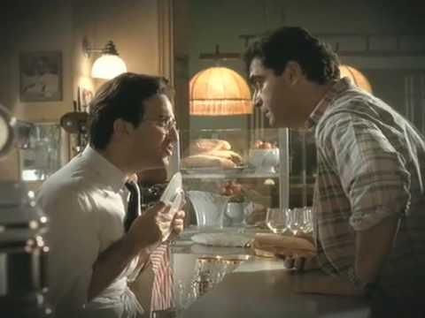 """Prosciutto di Parma - Spot 1997 - """"Al bar"""""""