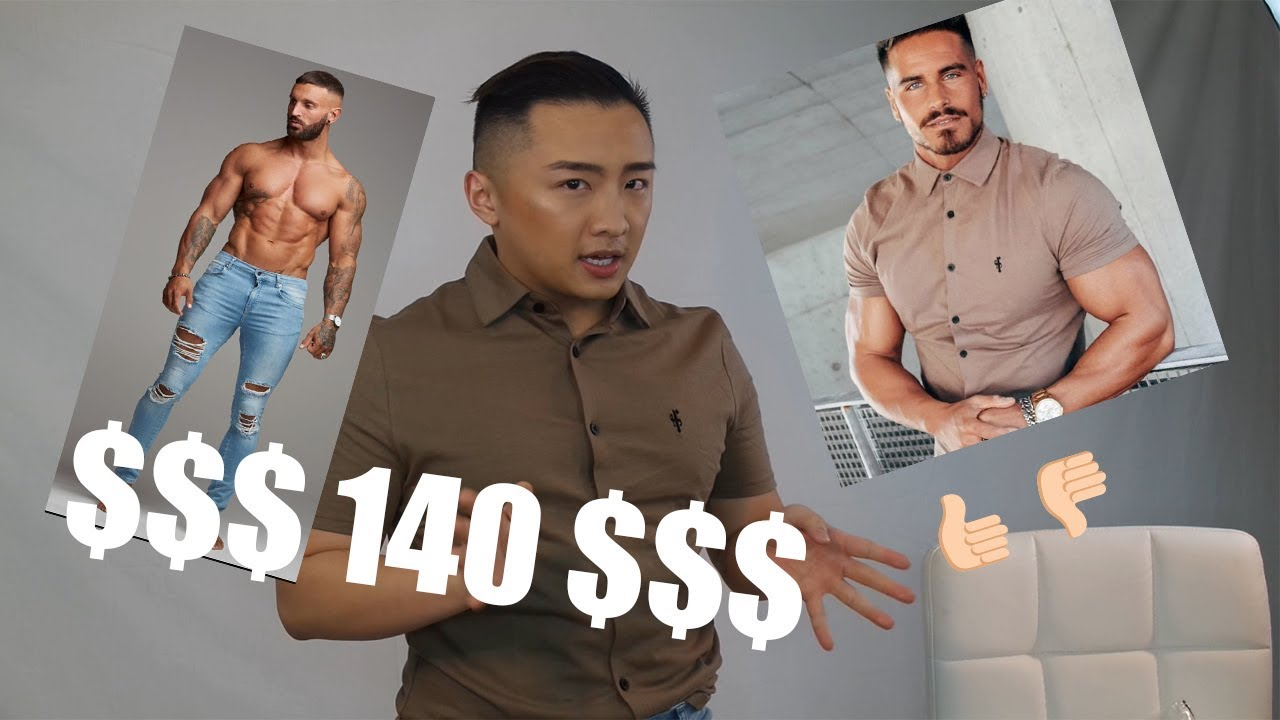 I Spent 140 Dollars On Father Sons Clothing Try On Review
