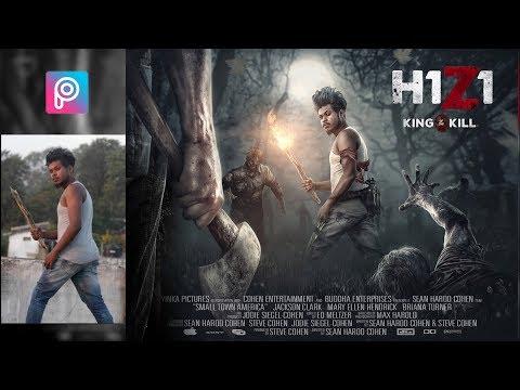 Gaming Poster Editing Tutorial | PicsArt Manipulation Editing | Sony Jackson Editing