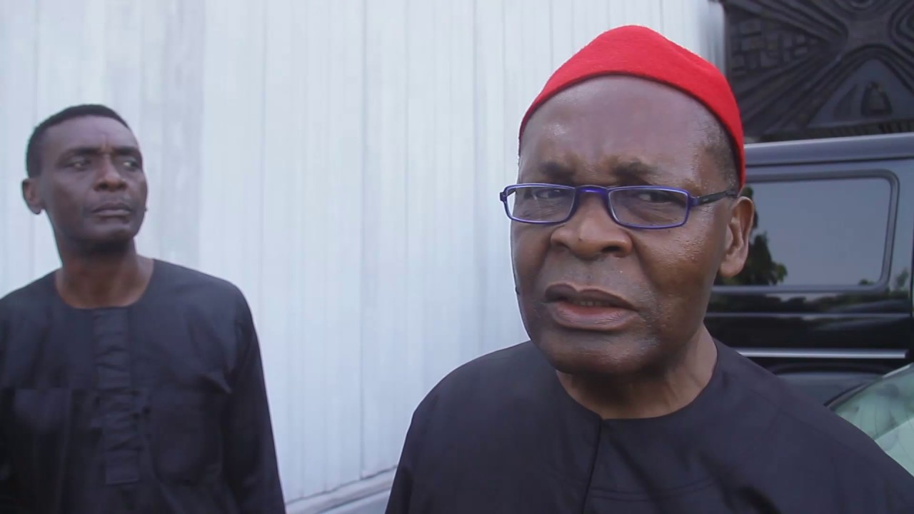 Image result for Chief Joe Igbokwe