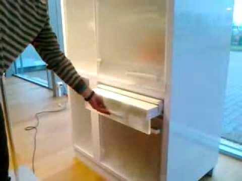 Peka Mechanizm blatu w szufladzie Top Flex