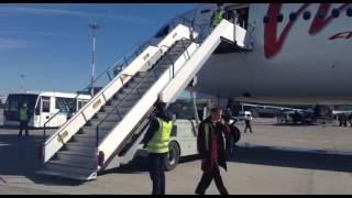 видео Чартерные рейсы авиакомпании Bul Air