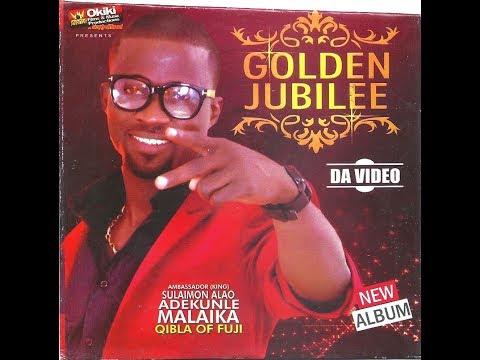 THE GREATEST VIDEO OF KING SULE ALAO MALAIKA [GOLDEN JUBILEE]