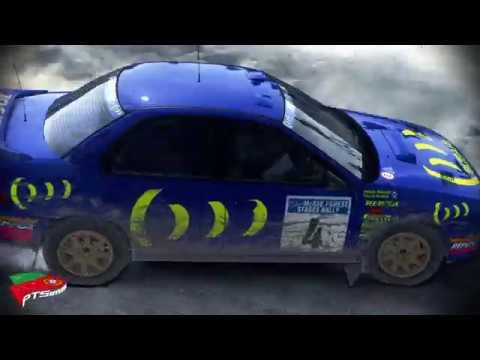 PTSims.net Group A Super Trophy - Suécia | Subaru Impreza 555