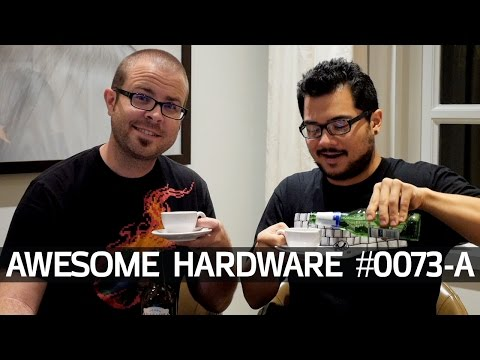 Awesome Hardware #0073-A: The Stream from London