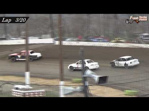 'Junk Car' & Mechanics - 4/14/19 - Grandview Speedway